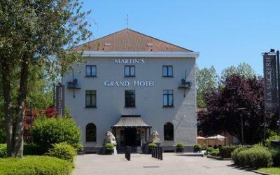 Waterloo : chambre double avec petit déjeuner au Martin´s Grand Hotel 4* de Waterloo