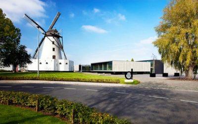 Courtrai : chambre double pour 2 personnes avec petit-déjeuner  et bien-être en option pour 2 au 4* D-Hotel Kortrijk