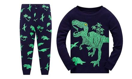 Kids' Dinosaur Pyjama Set