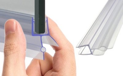 One, Two or Four Bath Shower Screen Door Seals