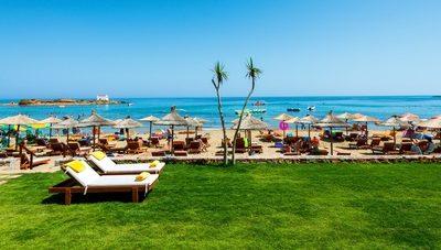 ✈ CRÈTE | Malia – High Beach 4* – Tout inclus