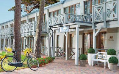 Dźwirzyno, 10 km od Kołobrzegu: pokój/apartament dla 2 os. z wyżywieniem i spa&wellness w Neptuno Resort & Spa