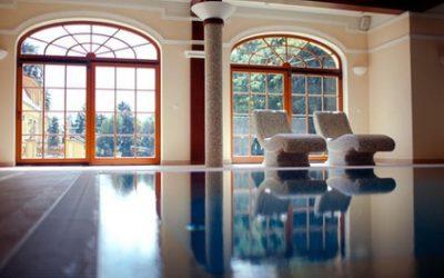 Zachodniopomorskie: 1-3 noce dla 2 osób z wyżywieniem HB, spa i więcej w hotelu Pałac w Rymaniu