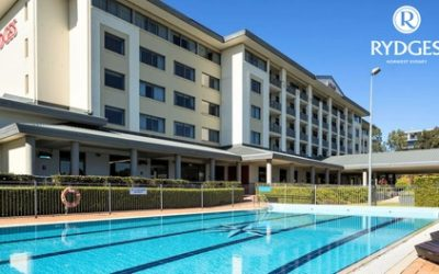 Sydney, Baulkham Hills: One Night for Two with Wine and Late Check-Out at Rydges Norwest Sydney