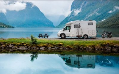 Happy Travels: $10 for $20, $25 for $50, $60 for $120 or $125 for $250 Campervan Hire (Min. Spend Applies)