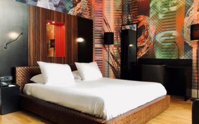 Maastricht: Doppelzimmer für Zwei, opt. mit Frühstück, im 4* Design Hotel Maastricht