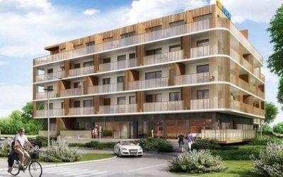 Kołobrzeg: apartamenty blisko plaży dla 2 i 4 osób z opcjonalnym śniadaniem w Sun & Snow Resorts Kołobrzeg