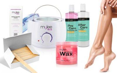Mylee Wax Heater or Choice of Kits