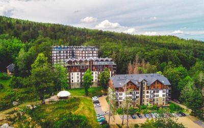 Szklarska Poręba: apartament dla 4 osób w Sun & Snow Szklarska Poręba