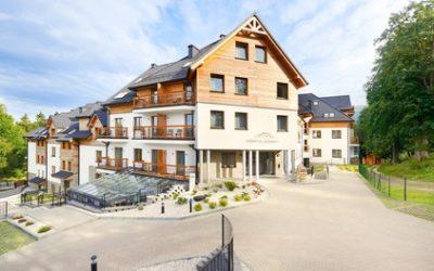Szklarska Poręba: apartament dla 2 osób i 2 dzieci w Cristal Resort