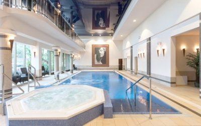 Ustronie Morskie: 2-7 nocy dla 2 osób z wyżywieniem HB, strefą relaksu i atrakcjami w Hotelu Lambert Medical Spa 4*