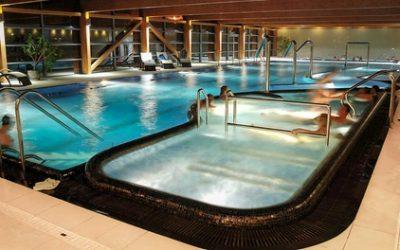Kołobrzeg: pokój double dla 2 osób z wyżywieniem HB w Doris Spa & Wellness