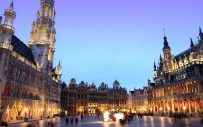 Bruxelles: chambre double avec parking et petit-déjeuner en option pour 2 pers. au Best Western Hotel Brussels South
