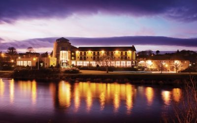 Co. Wexford: Double Room for Two with Breakfast, Welcome Drink and Spa Discount at 4* Riverside Park Hotel