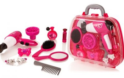 Style Girlz Style 'n Go Beauty Salon Case