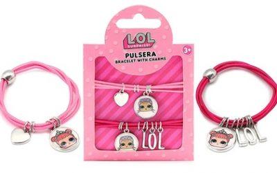 Kids' Bracelet with Charms Set