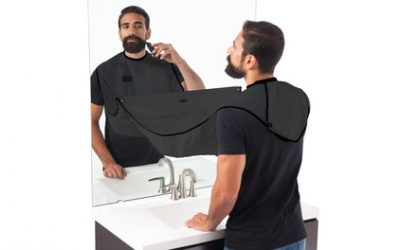 Beard and Hair Trimmings Catcher