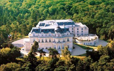✈ OISE | Chantilly – Château Hôtel Mont Royal 5* – Spa