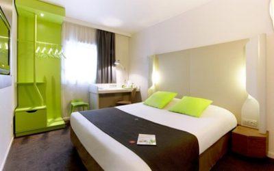 Roissy : chambre double avec option pdj, dîner et parking pour 2 pers. à l'hôtel restaurant Campanile Roissy