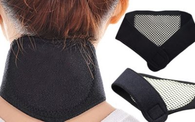 One, Two or Three Self-Heating Neck Wraps