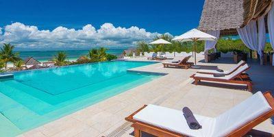 ✈ TANZANIE | Zanzibar – Konokono Beach Resort 5* – Plage de sable blanc