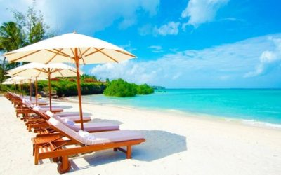 ✈ TANZANIE | Zanzibar – Sea Cliff Resort & Spa 5* – Plage privée