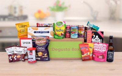 Degusta Box Mystery Food Box from Degusta Box (38%% Off)