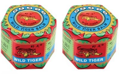 Tiger Balm 18g Two-Pack