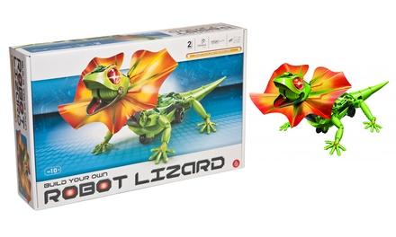 Build Your Own Robot Lizard