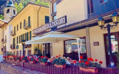 Villeneuve: camera doppia Standard con colazione o mezza pensione per 2 persone presso l'Hotel Valdôtain