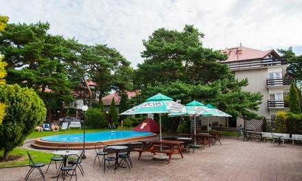 Pomorze: 2-7 nocy dla 2 osób lub rodziny ze śniadaniem lub pełnym wyżywieniem w Hotelu Geovita Mrzeżyno