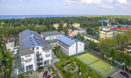 Dźwirzyno k. Kołobrzegu: pokój dla 1 lub 2 osób z wyżywieniem w Akces Medical Fit&Spa 150 m od plaży