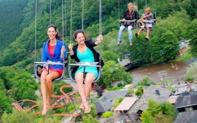 Einzelticket für den Freizeitpark Plopsa Coo für Besucher ab 1 m Größe (40%sparen*)