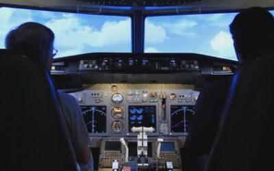 Vliegen in een simulator van een Boeing 737 of een Cessna 172 voor 2 personen bij Prosim4u
