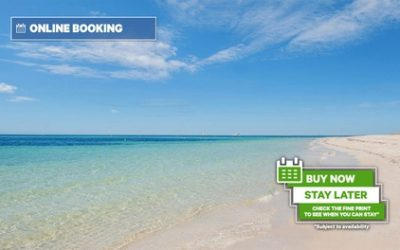 Margaret River, Dunsborough: Beachside Villa Stay for Four with Late Check-Out at Bayshore Beachside Resort