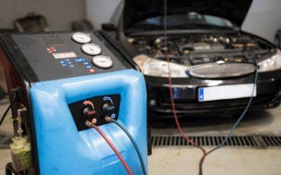 Pkw-Klimaanlagen-Wartung mit Reinigung und Kältemittelauffüllung bei Car Aix Press (bis zu 59% sparen*)