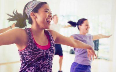 5er-Karte für alle Kurse mit Wellnessanlage-Nutzung und Getränke-Flat bei Fitness GYM Würselen (bis zu 72% sparen*)