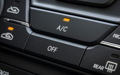 Car Air-Conditioning Service with Re-Gas at Colin's MOT & Service Centre