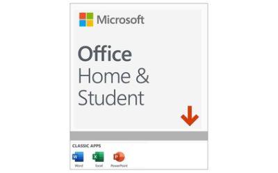 """Microsoft Office programma's """"Word, Excel, PowerPoint en OneNote"""""""