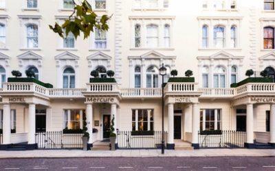 ✈ ROYAUME-UNI | Londres – Mercure London Hyde Park 4* – Centre ville