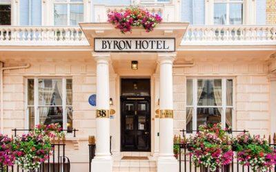 ✈ ROYAUME-UNI | Londres – The Byron avec activité incluse 3* – Activité incluse