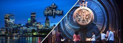 ✈ ROYAUME-UNI | Londres – Novotel London Paddington & Harry Potter 4* – Entrée Harry Potter incluse