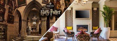 ✈ ROYAUME-UNI | Londres – Point a Kensington Olympia & Harry Potter 3* – Entrée Harry Potter incluse