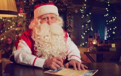 Video messaggio e telefonata personalizzata di Babbo Natale per bimbi offerto da Elfi (sconto fino a 43%)