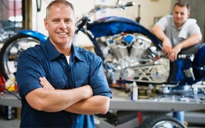 Motorcycle MOT or Motorcycle Service, or Both at Colin's MOT & Service Centre