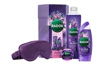 Up to Four Radox Relaxing Sleep Collection Gift Sets