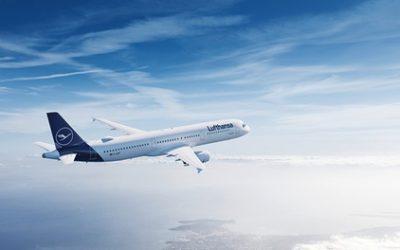Bilety lotnicze Lufthansa – 9 zł za groupon zniżkowy wart 85 zł