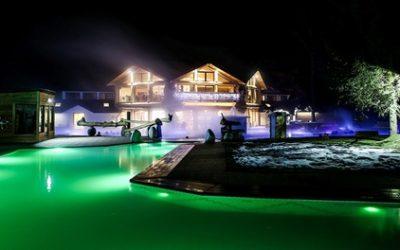 Relaks w strefie basenowej (od 29 zł) oraz spa (85 zł) dla 1 osoby w Gorącym Potoku w Szaflarach