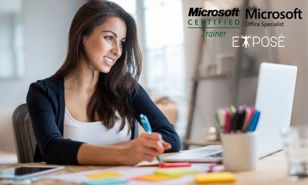 Kurs online: pakiet 15 kursów Microsoft Office z dyplomem od 29 zł z firmą Expose